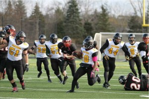 Photo from Milwaukee Panther Football Website