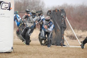 UWM Paintball