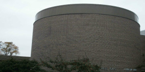 Photo: The Manfred Olson Planetarium by Jordyn Noennig.
