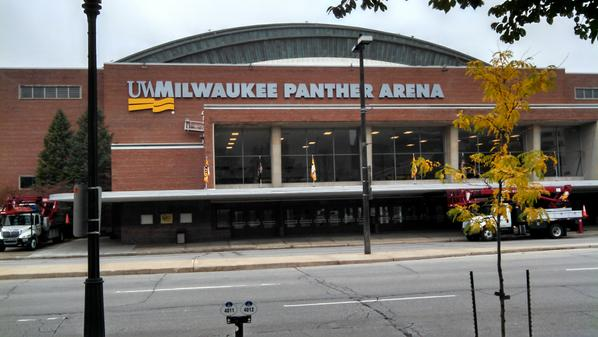 The Downtown arena may be over 60 years old, but still serves a purpose for UW-Milwaukee and other local organizations.