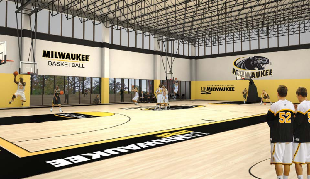 The Practice Court Of Proposed Facility