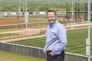 Mike Zimmerman, CEO of MKE Sports And Entertainment.  Photo Courtesy of Milwaukee Business Journal