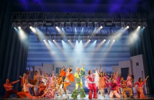 MAMMA MIA! North American Tour 2014 by Joan Marcus