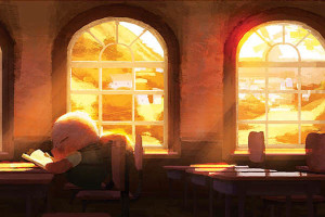 """The Dam Keeper,"" is a standout among this year's Oscar nominated shorts. Credit: thedamkeeper.com"