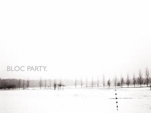 """Album art for Bloc Party's """"Silent Alarm."""""""