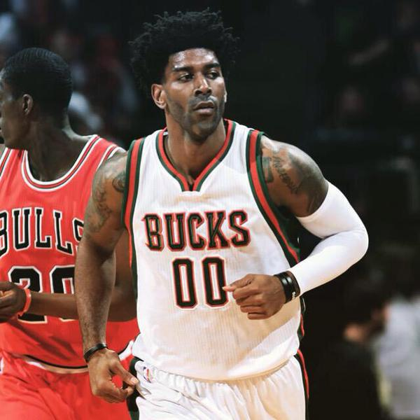 OJ Mayo led all Bucks with 18 points, some of them clutch shots credit: twitter