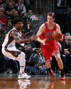 Dunleavy scorched his former team for 20 points