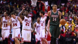 The Bucks now will play two straight in Milwaukee, and need a win to avoid a sweep