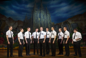 THE BOOK OF MORMON National Tour Company (Photo Courtesy of Joan Marcus)