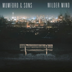 Album art for Mumford & Son's Wilder Minds.