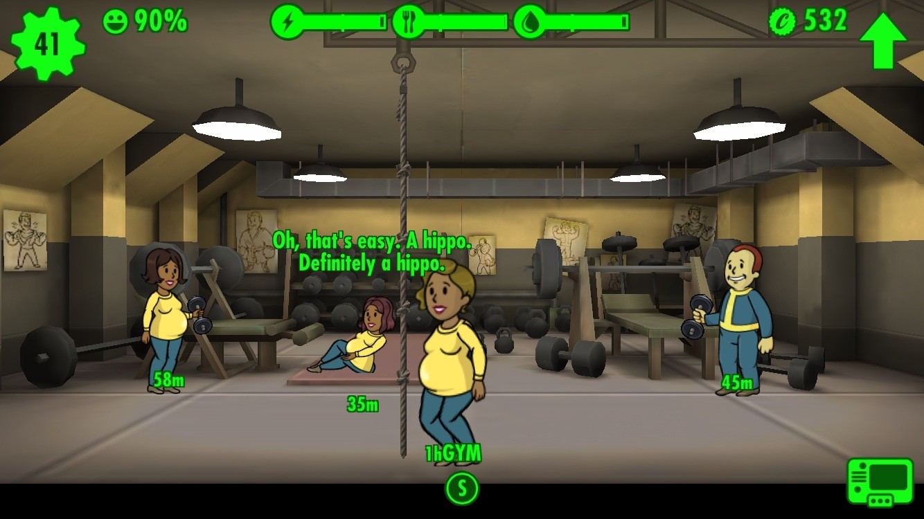 Fallout Shelter Game Video Game Review Fallout