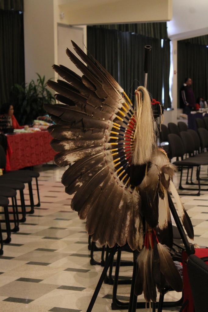 Native American Headress.