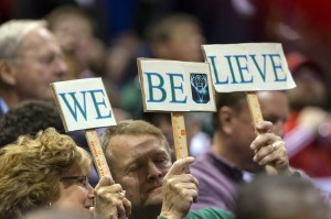 The Bucks are giving fans much to have faith in this upcoming season. photo: behindthebuckspass.com