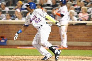Mets' Yoenis Cespedes photo: New York Post