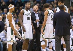 The Bucks stout defense was the key to winning big against the Pistons photo: bucks.com