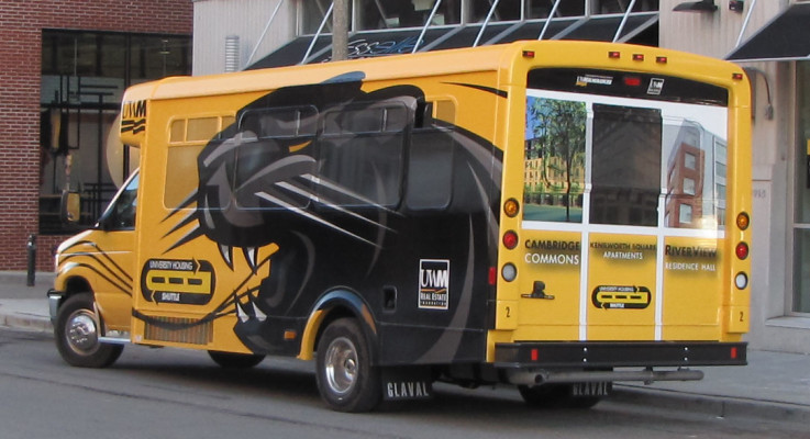 Shuttle System to Change in Spring 2016