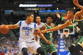 Tobias Harris will be making his first visit of the year to Milwaukee. The shooting guard was traded in 2013 for J.J. Redick (Orlando Sentinel).