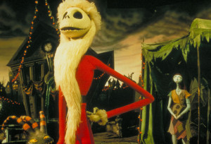 "Still from ""The Nightmare Before Christmas."" Photo courtesy of Disney."