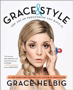 Grace & Style book cover - photo courtesy of Amazon