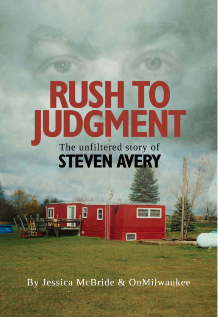 """Rush to Judgment"" is available for Kindle on Amazon."