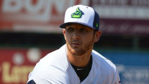 Bubba Derby posted strong numbers with the Vermont Lake Monsters (scout.com).