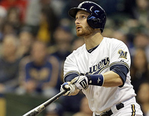 Despite being a fan favorite, Lucroy's days as a Brewer are numbered (Associated Press).