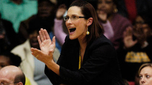 UWM Women's Basketball Coach Kyle Rechlicz. (Image from horizonleague.org)
