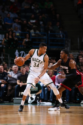 Antetokounmpo had a large say in the victory, tallying 24 points (Bucks.com).