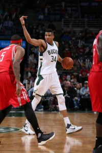 Antetokounmpo recorded his second triple-double in four games (Bucks.com).