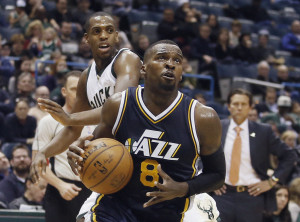 Shelvin Mack was a major contributor for Utah, tallying his third double-double of the season (Jazz.com).