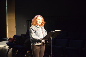 Phoebe Albert as The Narrator