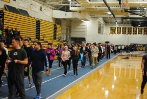Everyone walking to end cancer Photo Credit: Jacob Sosa