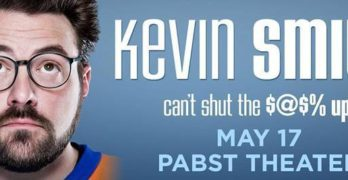 Kevin Smith talks Star Wars, George Carlin and LGBT Bears at the Pabst Theater