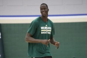 The Bucks immediately loved what Maker had to offer when they worked him out (Bucks.com).