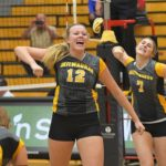Milwaukee Volleyball Earns Gutsy Win On The Road
