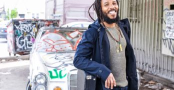10 minutes with reggae legend Ziggy Marley
