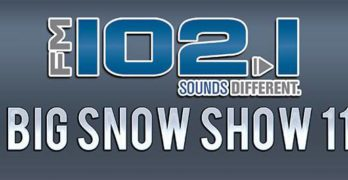 Big-Name Acts to Play FM 102.1's 11th Annual Big Snow Show