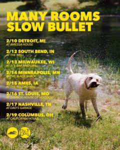 Slow bullet, music, rock, midwest tour