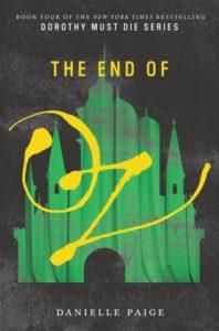 book, Wizard of Oz, Dorothy Must Die, series, YA, 2017 goodreads