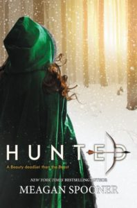 Hunted, book, Beauty and the Beast, 2017, march