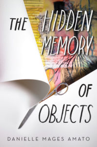 book, the Hidden Memory of Objects, YA, goodreads