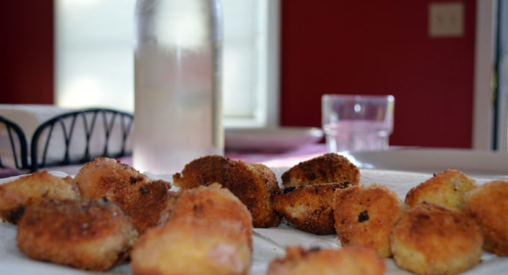 Just Add Salt: The Fried Goodness Known As Croquetas